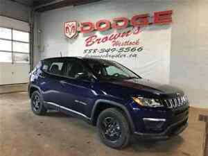 2018 Jeep Compass Sport FWD Automatic / AIR Conditioned