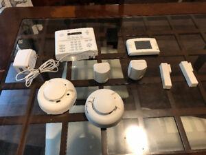 Système d'alarme GE Simon XT sans fil à vendre