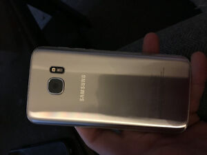 Samsung galaxy s7 32g silver (Rogers) Cambridge Kitchener Area image 4