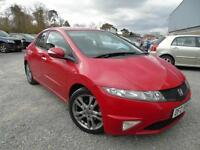 2010 Honda Civic 1.8 i-VTEC Si - Red - 12 months MOT + Platinum Warranty!