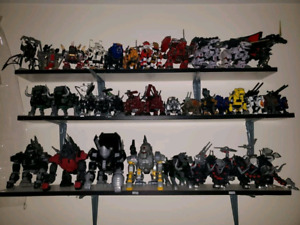 BUYING OLD AND VINTAGE ZOIDS!