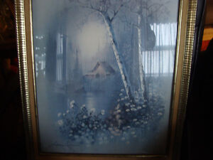 andres opinas signed print
