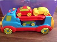 Battery Operated Toys Educational Lorry