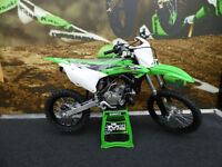 2017 Kawasaki KX85 Big wheel Brand new Genuine UK Bike