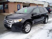 2012 FORD EDGE SE V6 SYNC  REVERSE SENSORS ONE OWNER!!