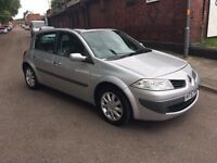 Renault Megane HPI CLEAR A Low Mileage BEAUTY Super Good Condition Part Ex Weclome