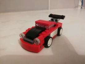 Lego creator car set number 31055