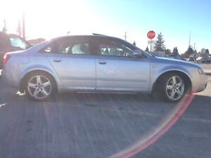 2005 Audi A4 1.8T Quattro *AWD* ONLY 3300