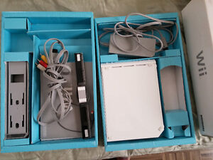 Wii system + Wii Fit + games + controlers Cambridge Kitchener Area image 2