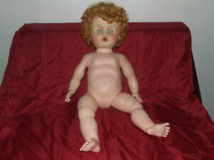 Vintage Pullman Doll Made in Canada