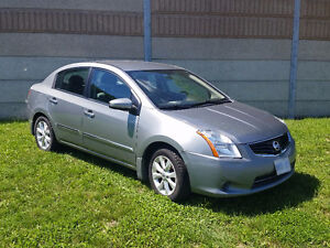 2010 Nissan Sentra Loaded - etested Great on gas, spacious!