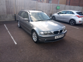 image for BMW e46 320d touring for sale
