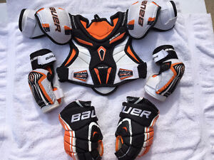 Bauer Protective Equipment Package
