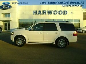 2012 Ford Expedition Limited   - Leather Seats -  Cooled Seats -