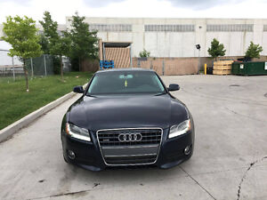 2011 Audi A5 Coupe ** ACCIDENT FREE + FUEL EFFICIENT **