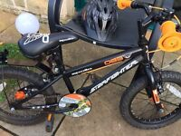 "Boys 12"" Halfords starfighter bike"