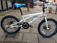 A USED FULLY REFURBISHED DISC BRAKES BMX FOR SALE ONLY £89