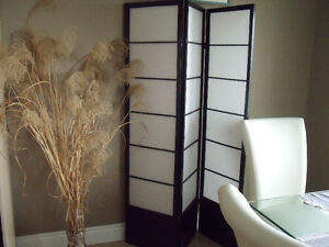 2 Privacy Screens