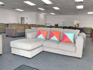 TODAY DELIVERY COMFORTABLE MODERN L shape sofa, lounge suite