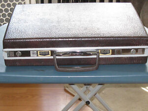 Samsonite Briefcase & Ladies Soft Leather Briefcase