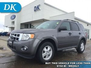 2011 Ford Escape XLT 4WD w/Leather, Heated Seats, Bluetooth