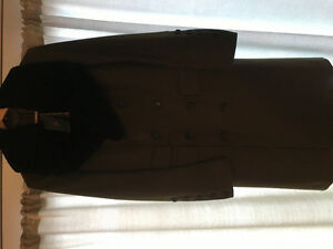 Burberry Runway Men's Coat Size 50