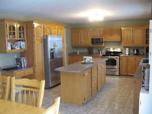 Large 2 Bedroom House in Torbay with 32'x40 Garage.