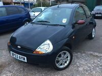 Ford Ka 1.3 2004 + FULL SERVICE HISTORY + JUST 38,000 MILES!