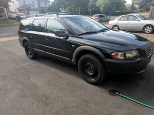 Part out 2003 volvo xc70