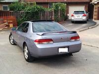 1999 Honda Prelude BASE E-test included