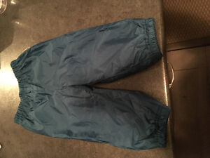 Girls lined slush pants