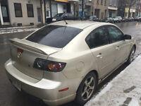 2005 Mazda Mazda3 Sport Berline