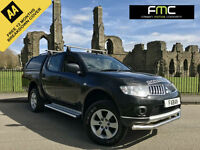 2010 Mitsubishi L200 2.5DI-D CR 4WD LB Double Cab Pickup **Barbarian Look's**