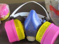 dust /fume mask,respiratory  protection.