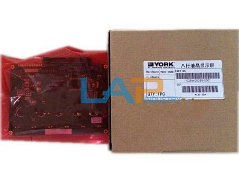 1PCS FOR YORK LCD Display 025W00088-000 NEW IN BOX