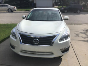 2014 Nissan Altima 3.5SL Loaded including leather