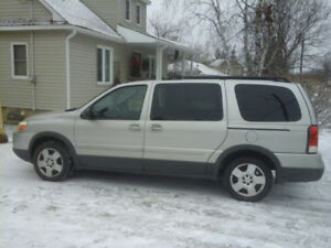 2008 montana,safetied,new winter tires