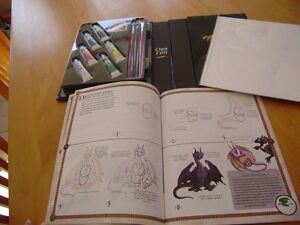 HOW TO DRAW DRAGONS AND OTHER FANTASY CREATURES Windsor Region Ontario image 2