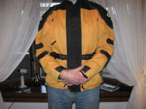 "motorcycle jacket ""Joe Rocket"""