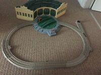 Trackmaster tidmouth sheds