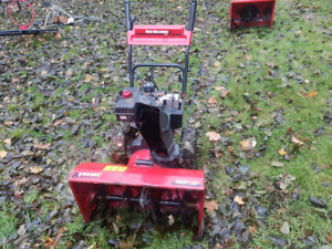 Snoblower for sale or trade