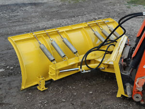 Snow Blades For Skid Steers 3-Available