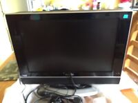 "LOGIK 19"" TV HD READY WITH FREE VIEW"