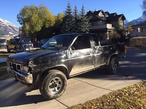 Looking for Nissan parts truck