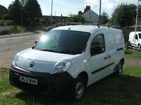 Renault Kangoo Maxi 1.5dCi LL21 dCi 90 Maxi White Diesel Van