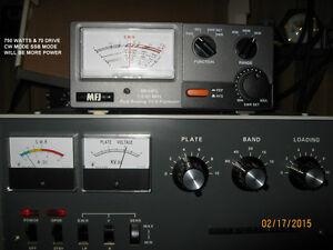 RARE  VINTAGE ANTIQUE HAM RADIO CB RADIO MICS & MORE Moose Jaw Regina Area image 2