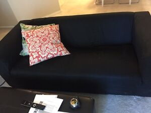Ikea loveseat in great condition