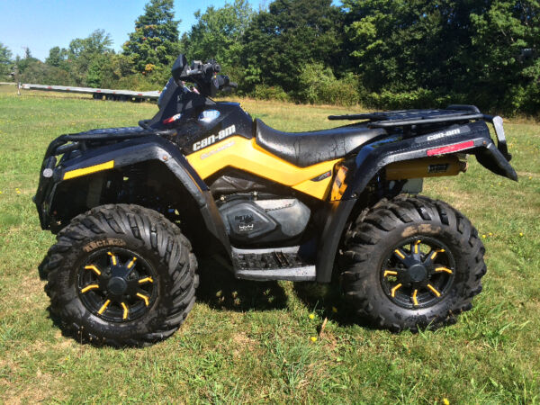 Used 2011 Can-Am 800