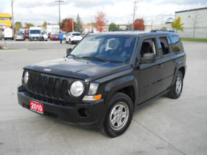 2010 Jeep Patriot, 4 door, Automatic, 3 Years warranty availab