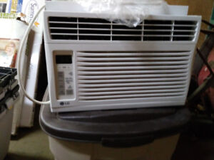LG window air conditioner for sale